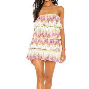 Tularosa strapless dress